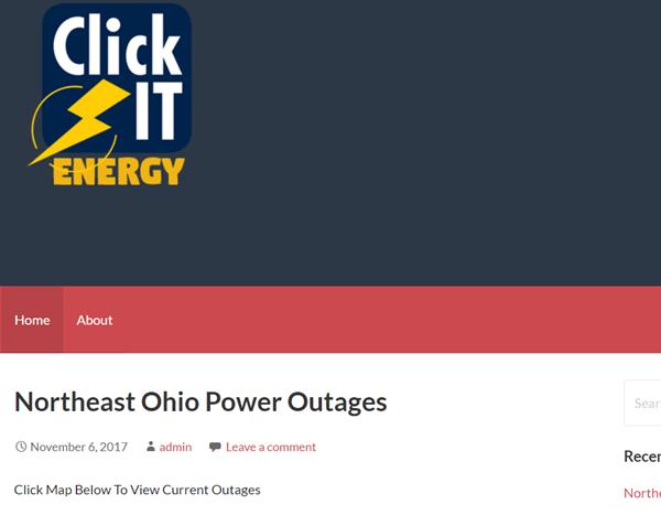 Click IT Energy Website